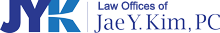 Law Offices of Jae Y. Kim Logo
